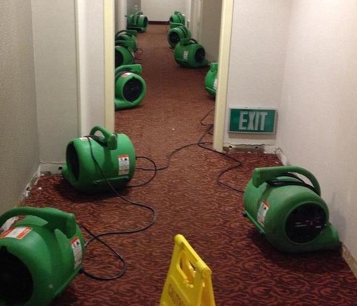 Commercial Water Damage in Indianapolis, IN