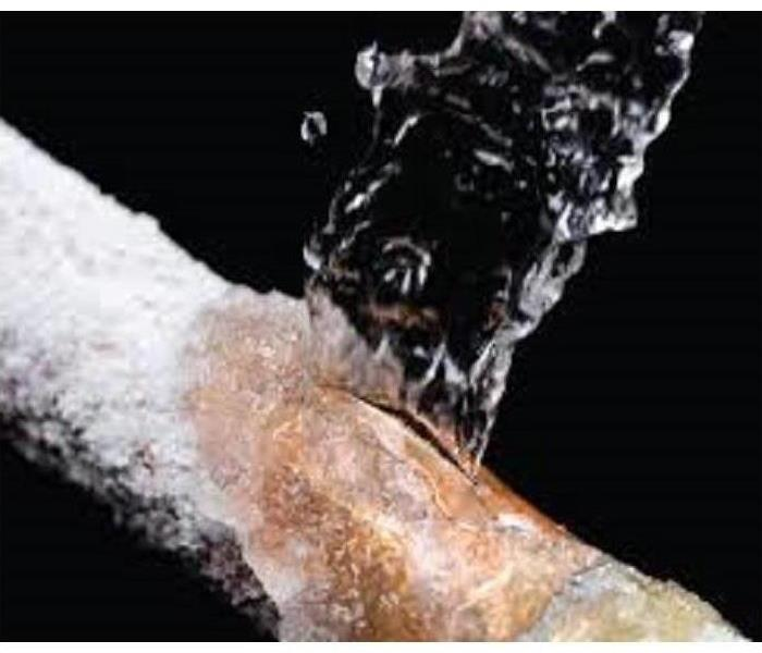 Water Damage Winter Tips to Prevent Water Damage from Frozen Pipes Bursting